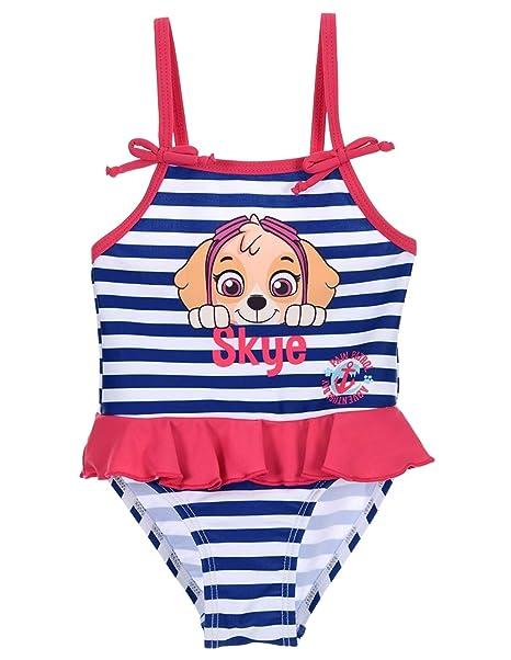 LA PAT  PATROUILLE Bañador - para bebé niña  Amazon.es  Ropa y accesorios 2c137e01325