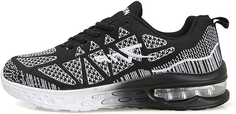 Hombres Mujeres Running Zapatos al Aire Libre Deportes colchón de ...