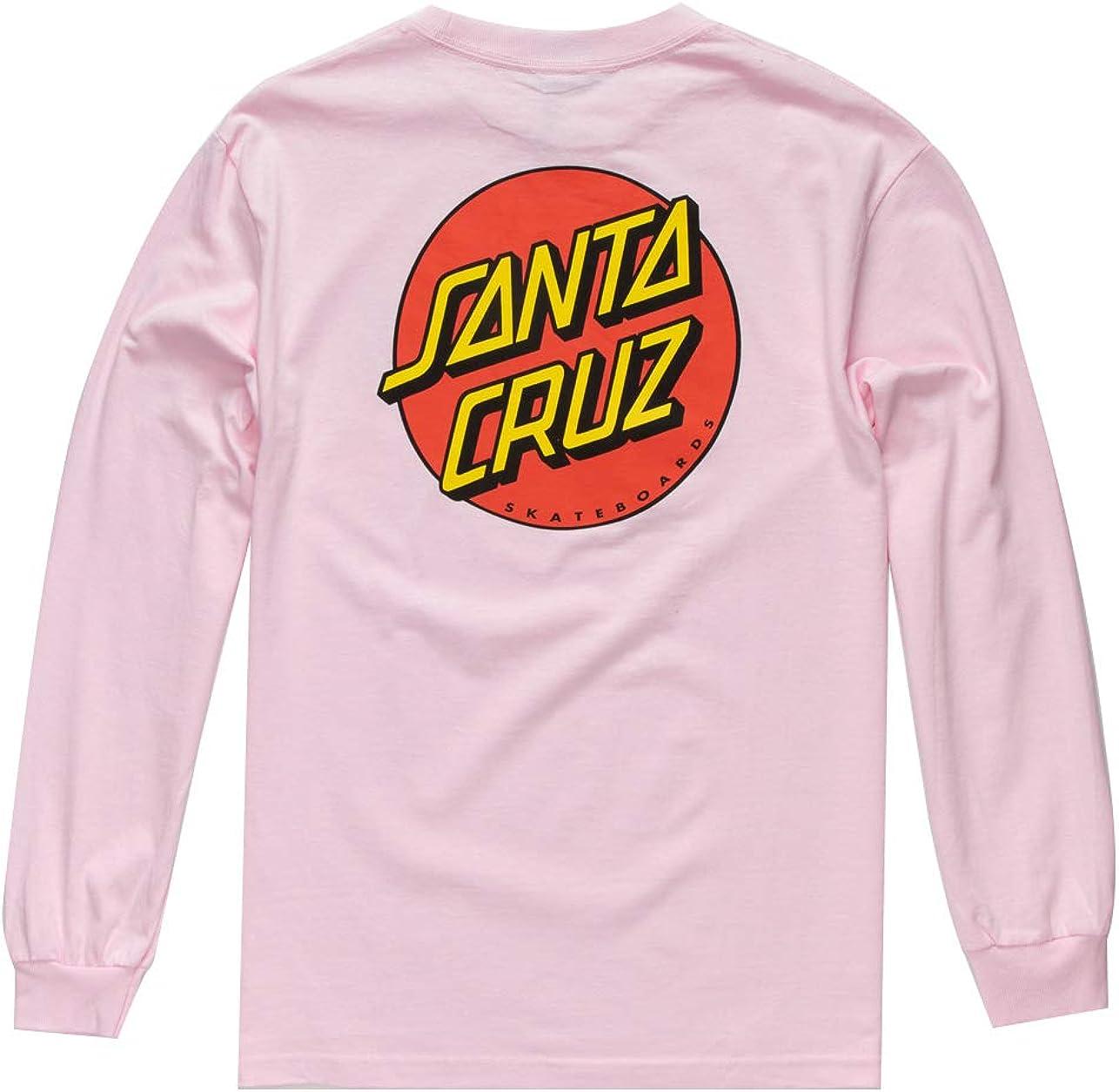 Santa Cruz OG Classic Dot Camiseta de Manga Larga