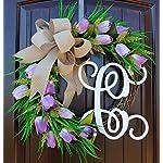 Purple-Tulip-Front-Door-Wreath-with-Script-Monogram-for-Door-Decor-Mothers-Day