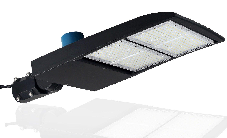 300 Watt NextGen II LED Parking Lot Lights - 40,500 Lumen - Super  Efficiency 135 Lumen