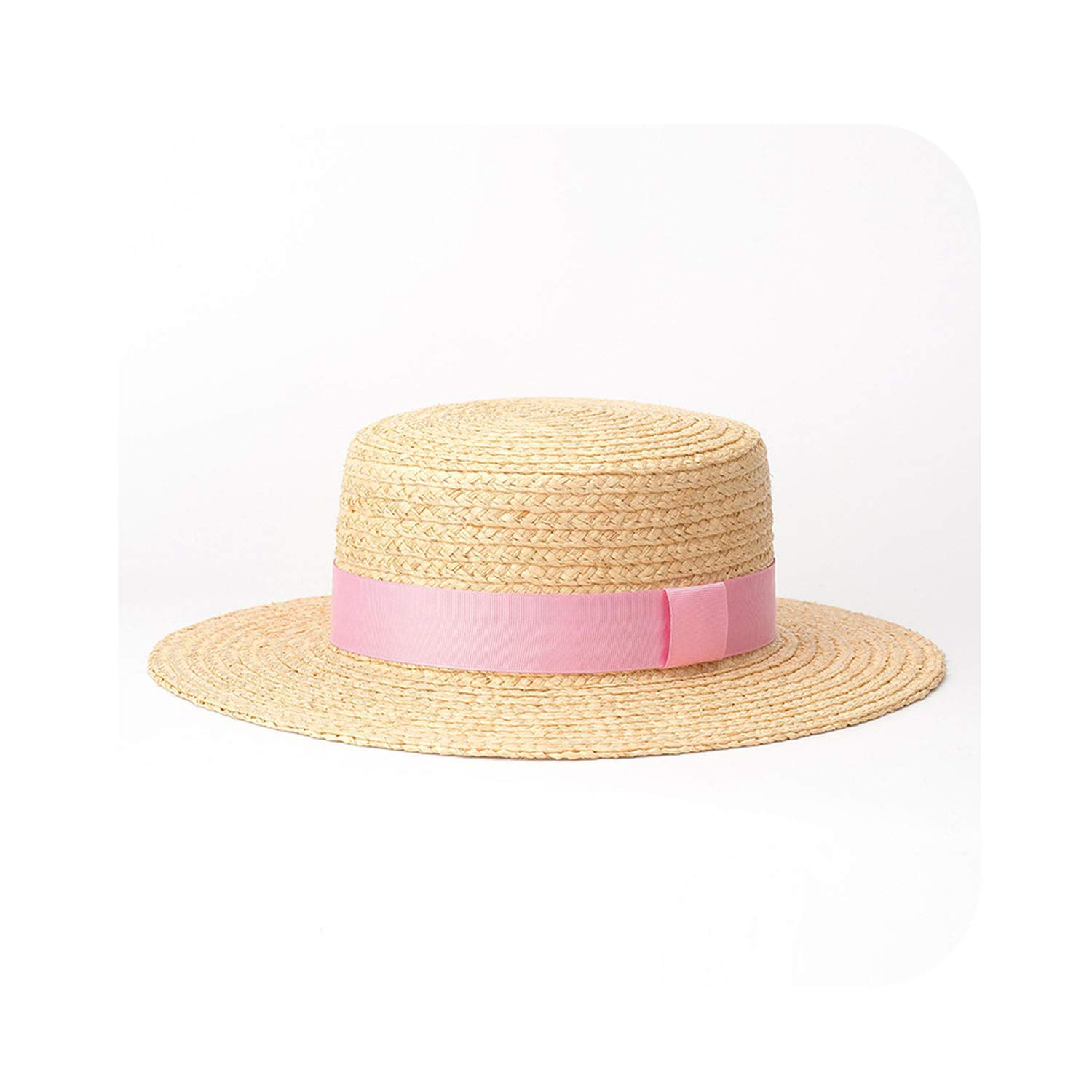 2 Hat Sun Hat Women Fashion Summer Beach Hats for Ladies Quality Hats,