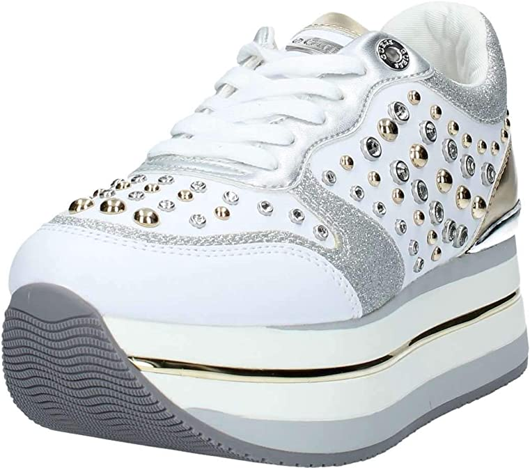 Guess Donna Sneakers White FL5HAMELE12