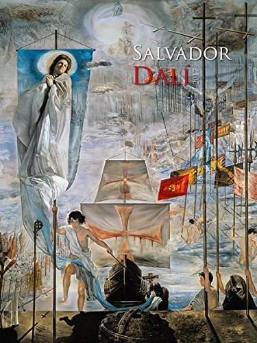 Salvatore Dali 2017 - Bildkalender (42 x 56) - Kunstkalender