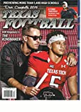 DAVE CAMPBELL'S 2016 FOOTBALL MAGAZINE (PREVIEWING MORE THAN 1400 HIGH SCHOOLS