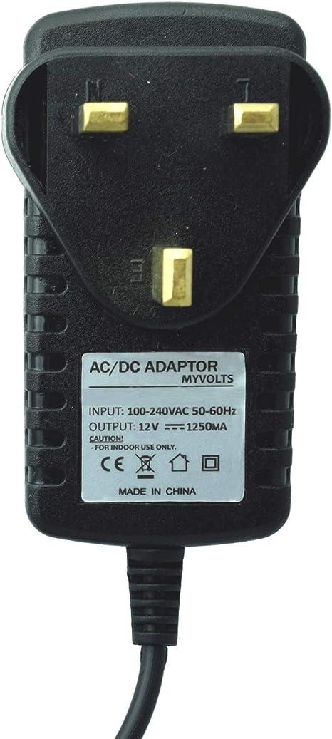 CubePlug Power Supply for 12V PURE One Elite DAB Radio Kj