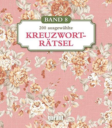 Kreuzworträtsel Deluxe Groß- Band 8