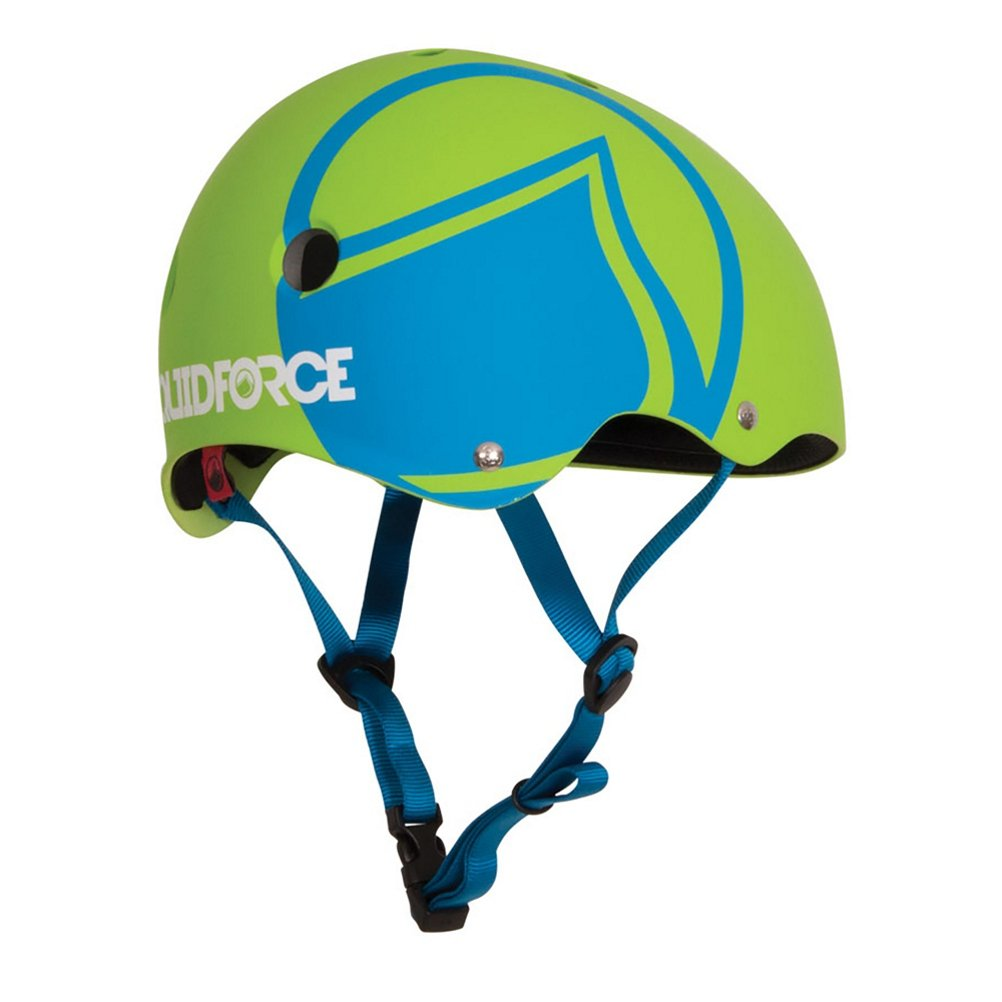 Casco Liquid Force HERO GREEN/BLU