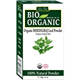 Indus Valley Organic Bhringraj Powder for Hair Growth and Conditioning