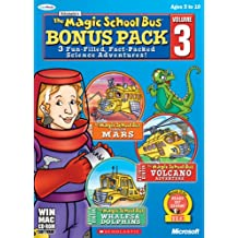 Magic School Bus 3-CD Pack Volume 3