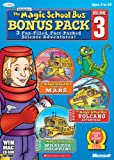 Magic School Bus 3-CD Pack Volume 3