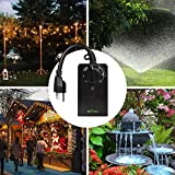 BN-LINK Outdoor 24-Hour Timer With Photocell