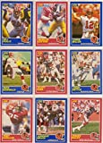 Atlanta Falcons 1989 Score (Primier Edition) Football Team Set** (Chris Miller Rookie) (Tony Casillas) (Georgia)