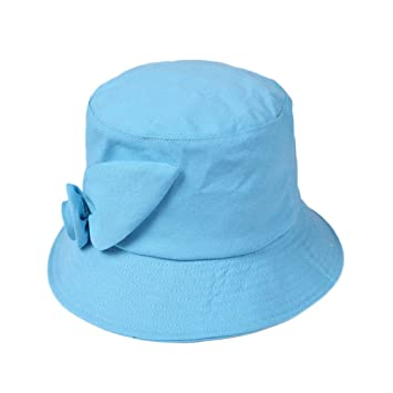 YIBANG-hat Gorro de Tela Plegable, Mujer, Primavera, Verano ...