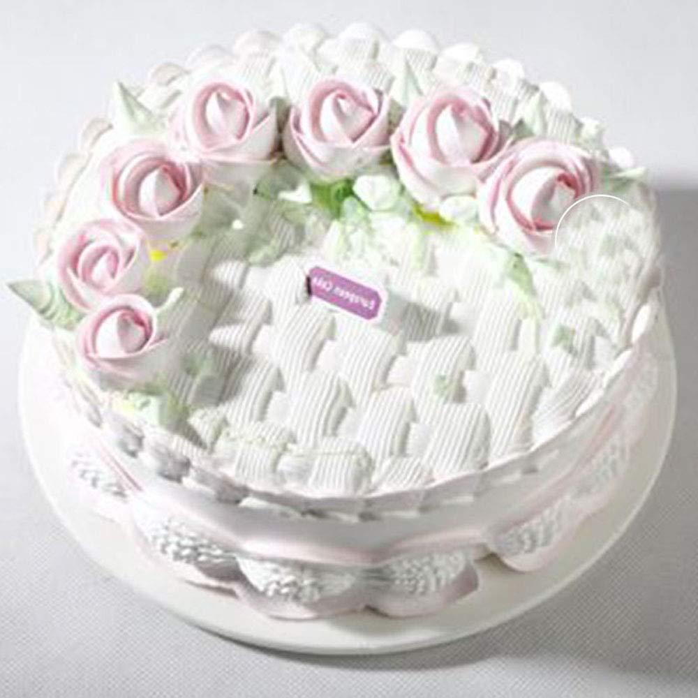Babettew Panader/ía Extremidades de Pasteler/ía de Acero Inoxidable Cupcake Basket Weave Baking Mold Decoraci/ón de Pasteles