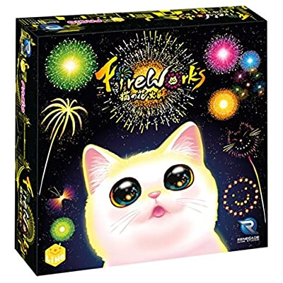 Renegade Game Studios Fireworks: Toys & Games