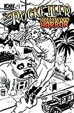 Rocketeer Hollywood Horror #1 Subscription Var