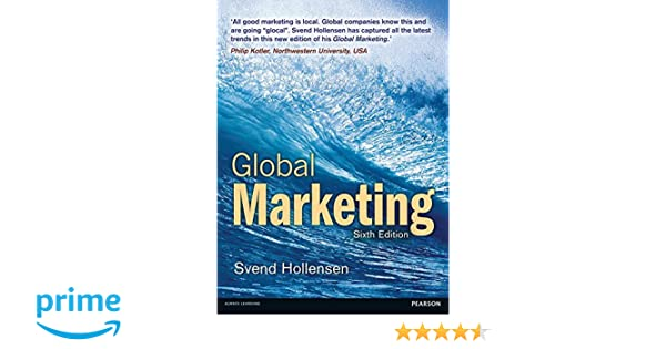 Global marketing 6th edition svend hollensen 9780273773160 global marketing 6th edition svend hollensen 9780273773160 amazon books fandeluxe Gallery