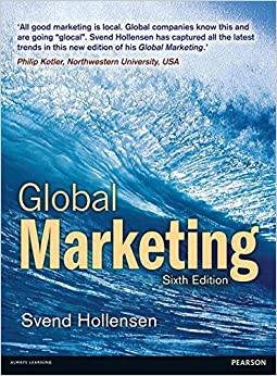 Global Marketing 9780273773160 Higher Education Textbooks at amazon