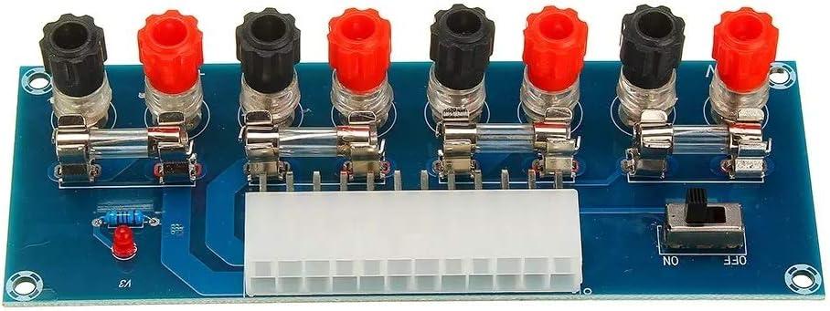 5pcs XH-M229 Desktop Computer Chassis Power Supply High Efficiency Module ATX Transfer Board Power Output Terminal Module Power Module