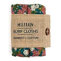 KicKee Pants Baby Girls' Newborn Print Ruffle Footie, Lotus Elephant, New Bor...