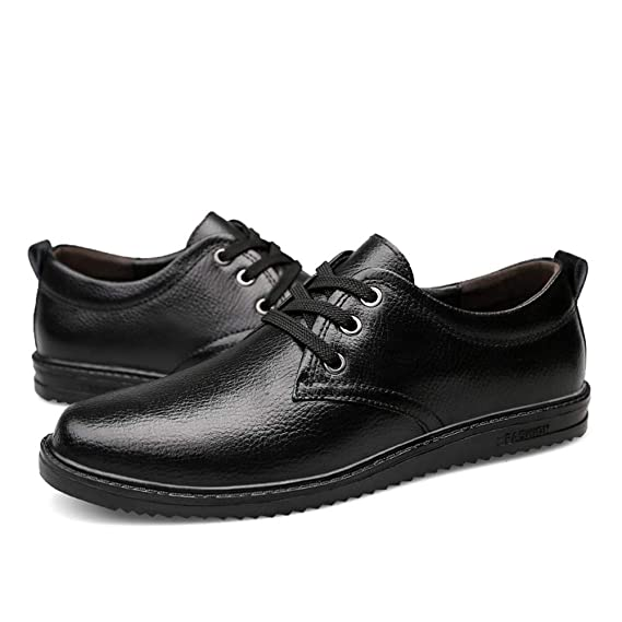 Amazon.com: Gobling Mens Oxford Dress Shoes Simple Classic Round-top Business Casual Shoes Sneakers: Clothing