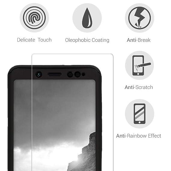 Amazon.com: kwmobile Cover for Xiaomi Redmi Note 5 (Global ...