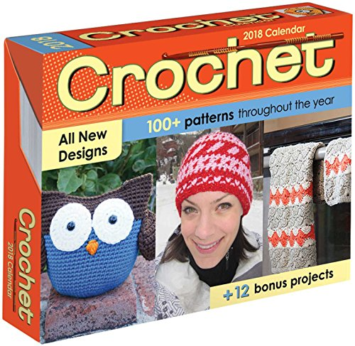 Crochet 2018 Day-to-Day - Calendar Knitting