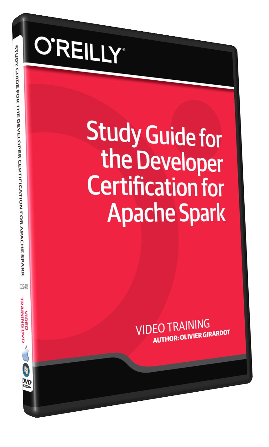 Amazon study guide for the developer certification for apache amazon study guide for the developer certification for apache spark training dvd 1betcityfo Choice Image