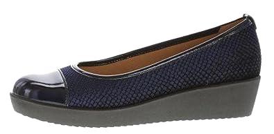 Gabor Shoes Comfort Basic, Damen Geschlossene Ballerinas, Schwarz (Schwarz 67), 40 EU (6.5 Damen UK)