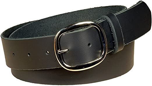 Leather Suspender 3 way buckle Adjustable Ring /& Trigger Clasp Cowhide Leather