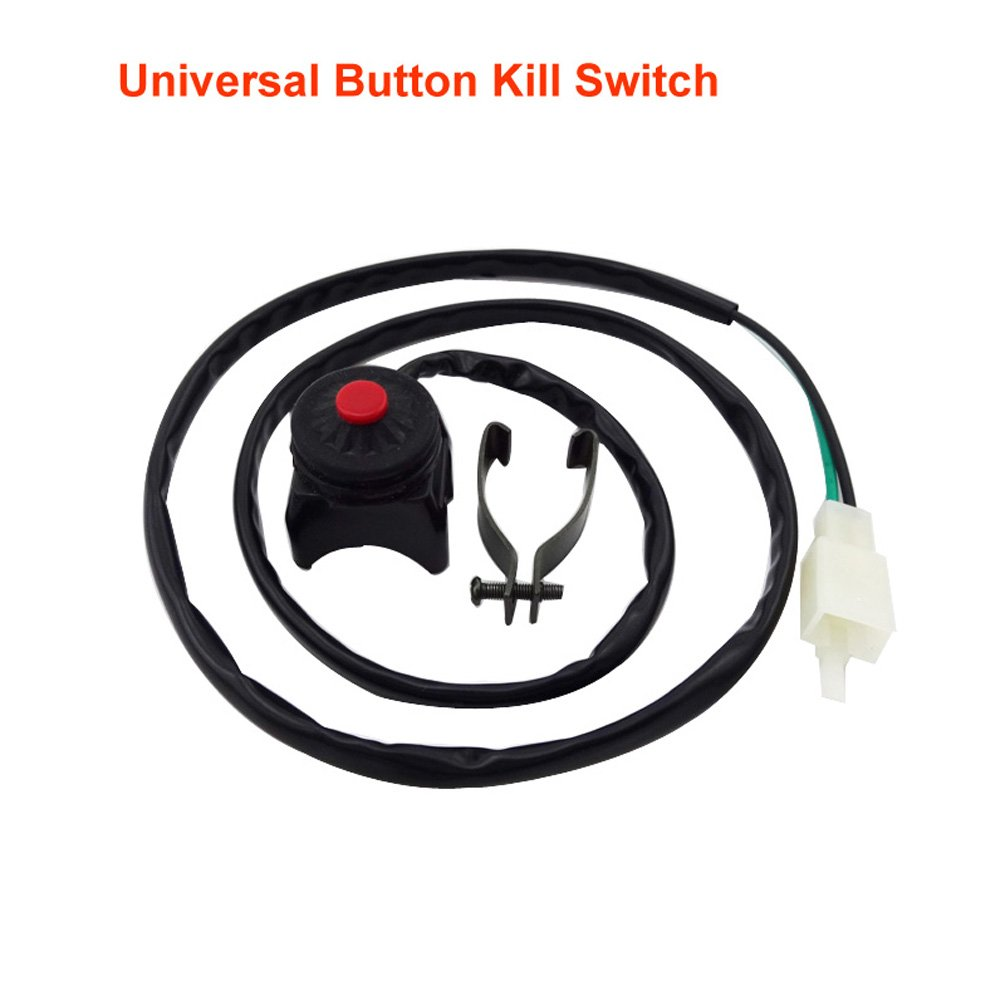 Xljoy Wiring Loom Harness Kill Switch Ignition Coil Cdi Symbols For 50cc 160cc Pit Dirt Bike Automotive