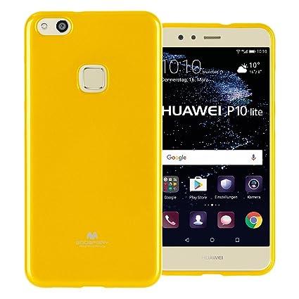 Amazon.com: Mercurio marlang marlang funda para Huawei P10 ...