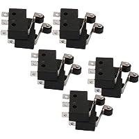10pcs Tacto Interruptor Kw11-3z 250v 5a Micro Manejar