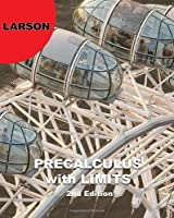 Precalculus with Limits, 2nd Edition Front Cover