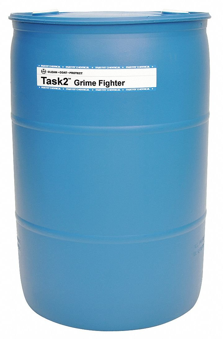 Cleaner, 54 gal. Drum, Mild Liquid, Ready to Use, 1 EA by Master Chemical (Image #1)