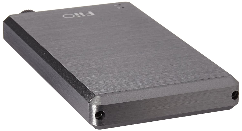 FiiO E12A - Amplificador para auriculares, plateado: Amazon.es: Electrónica