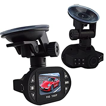 Grabadora DVR Cámara Vídeo 1080P Full HD HDMI para Coche Vigilancia caja negra