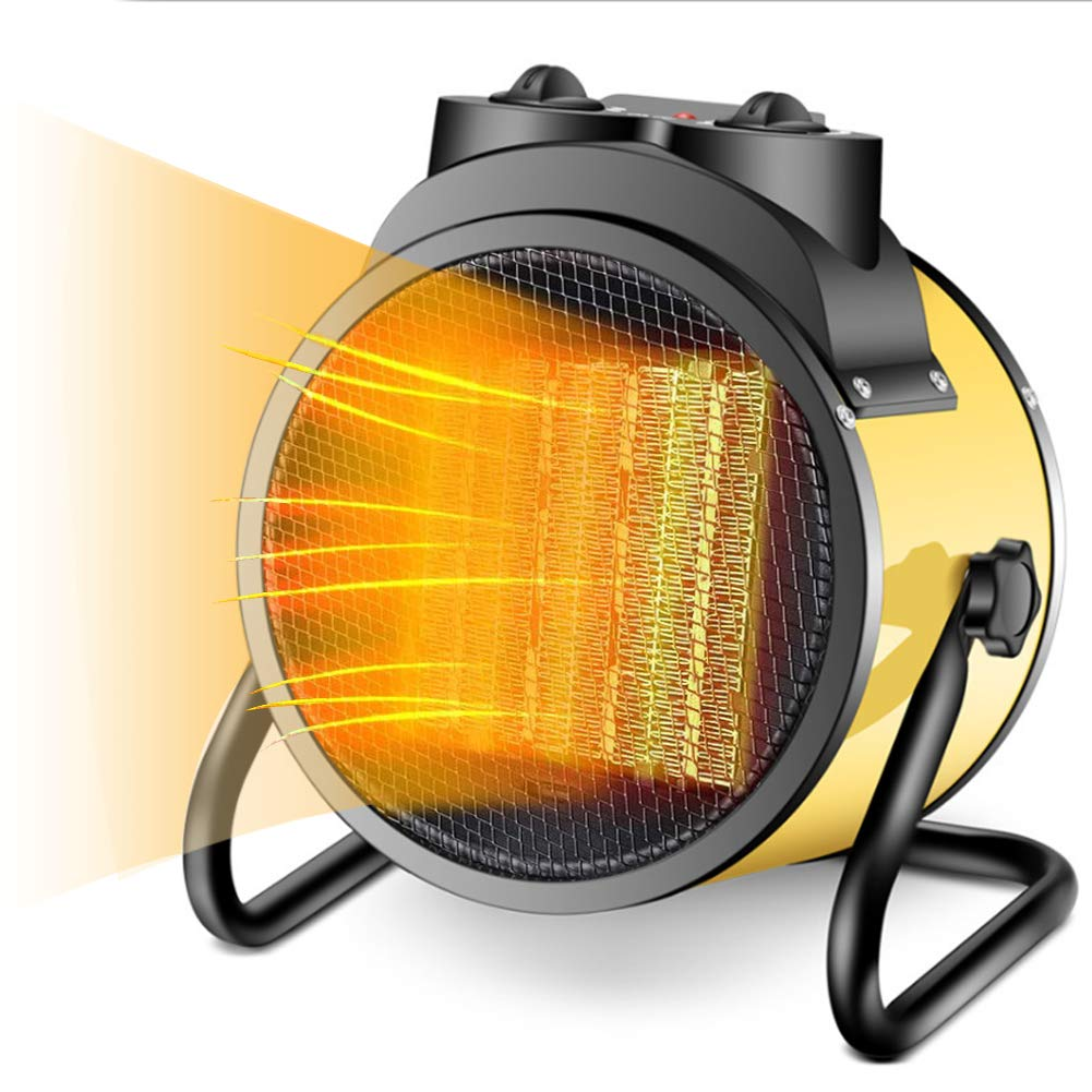 Electric Garage Space Heater - Indoor Portable Heater Fan ...