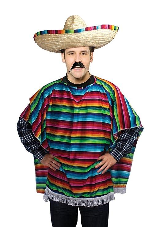 HENBRANDT Brigante messicano Costume da uomo