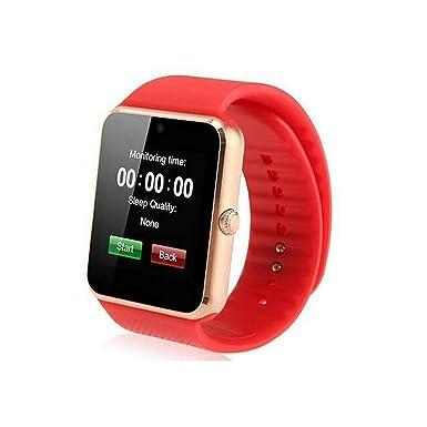 Portátil Bluetooth SmartWatch GT08 inteligente Reloj Teléfono con tarjeta SIM ranura para Android Samsung HTC LG