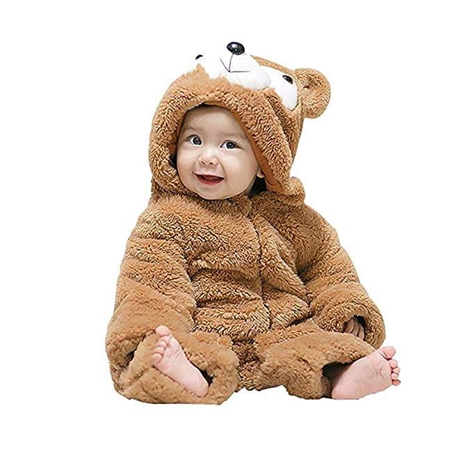 Amazon.com: Mono unisex para bebé, diseño de animales en 3D ...