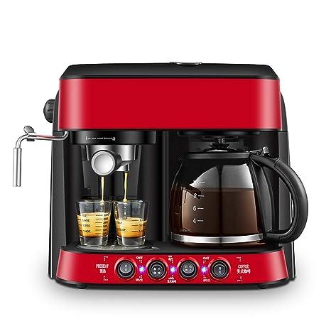 Cafetera DOOST 12 Tazas, Goteo programable de Acero ...