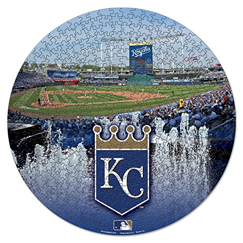Wincraft MLB Kansas City Royals Puzzle in Box (500 Piece)