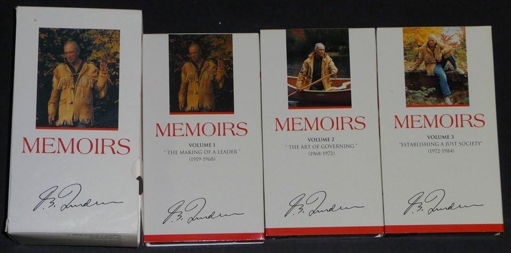 Memoirs By Pierre Trudeau