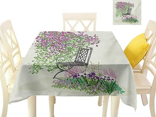 familytaste, Mantel para jardín, Arcos de Flores con Caminos en ...
