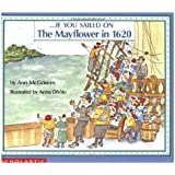 If You Sailed on the Mayflower [Taschenbuch] by Mcgovern, Ann