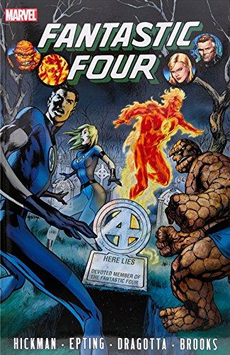 Fantastic Four by Jonathan Hickman, Vol. 4
