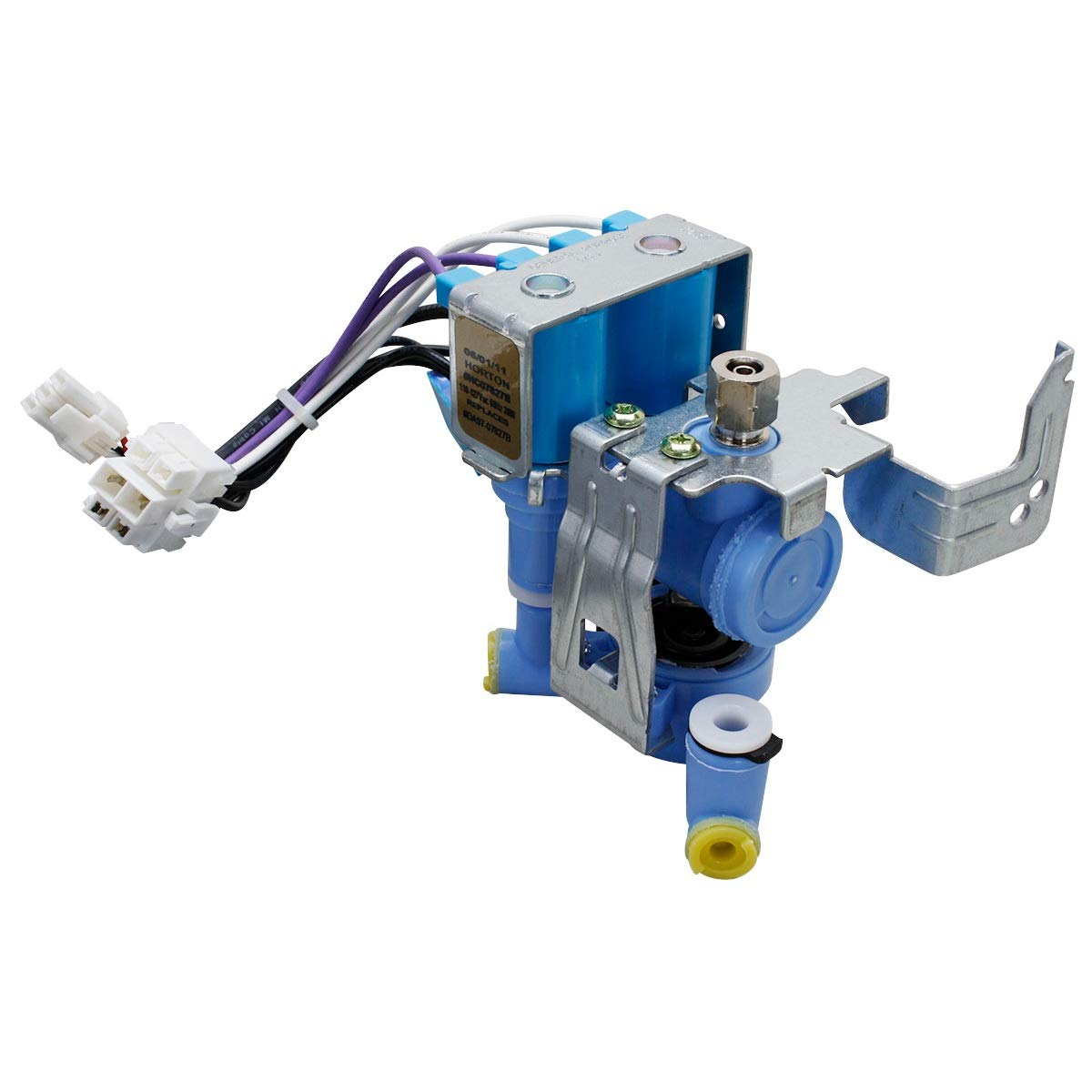 Edgewater Parts DA97-07827B Water Valve Assembly Compatible with Samsung Refrigerator