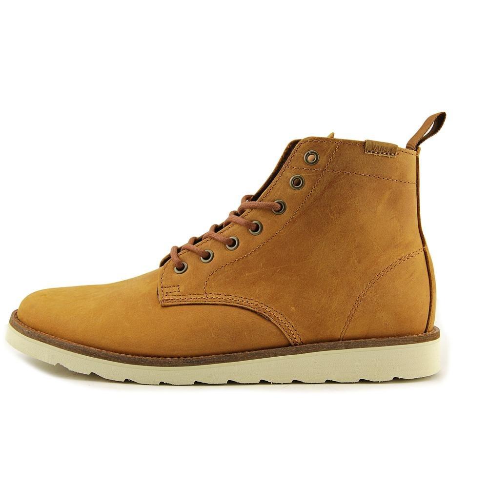3c431977796 Amazon.com   Vans Men's Sahara Leather Boots   Fashion Sneakers